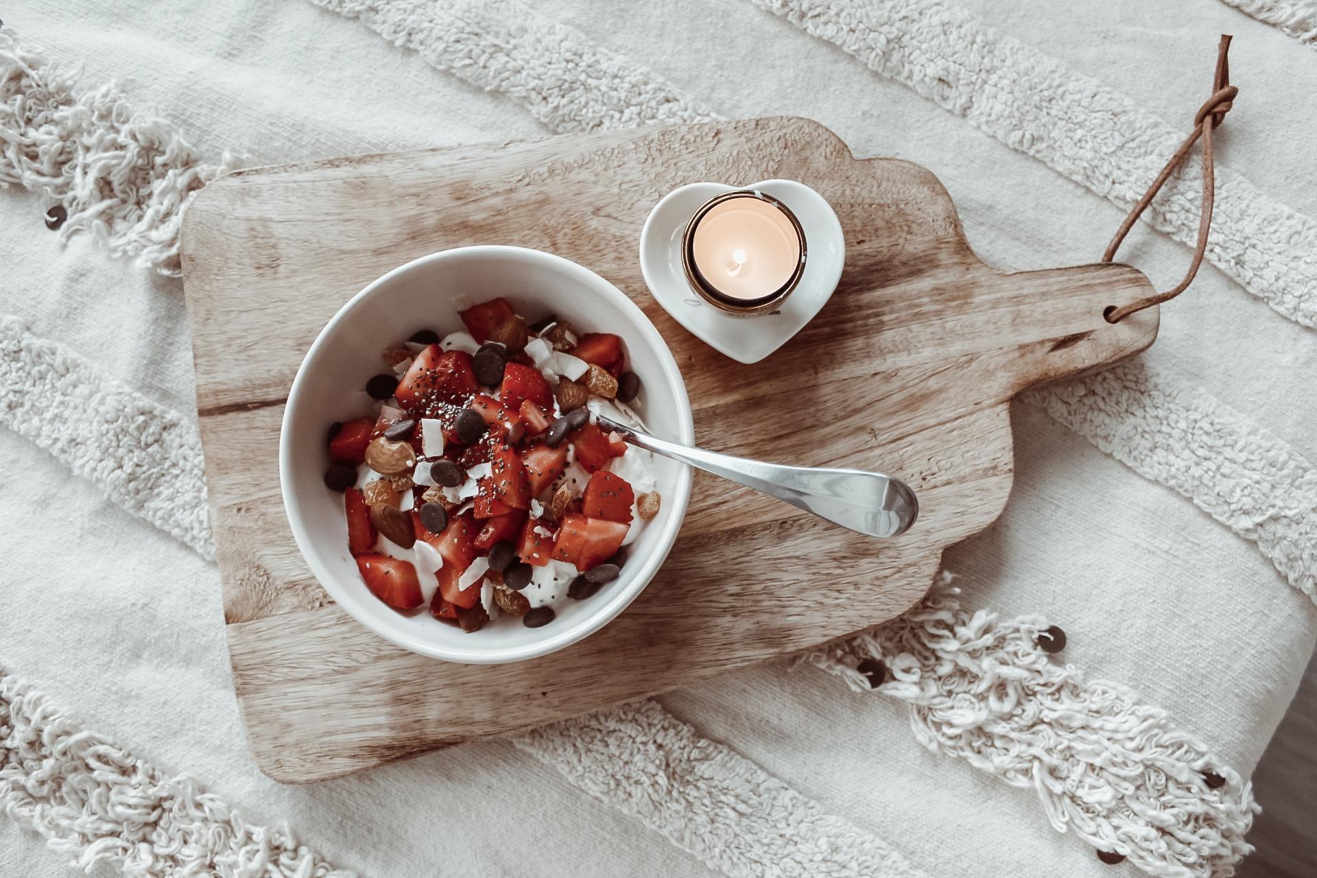 gezond eten afvallen
